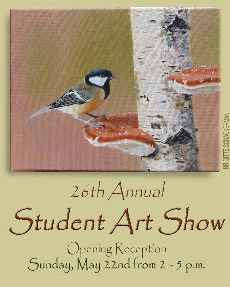 South Jersey Art Classes and Student Show
