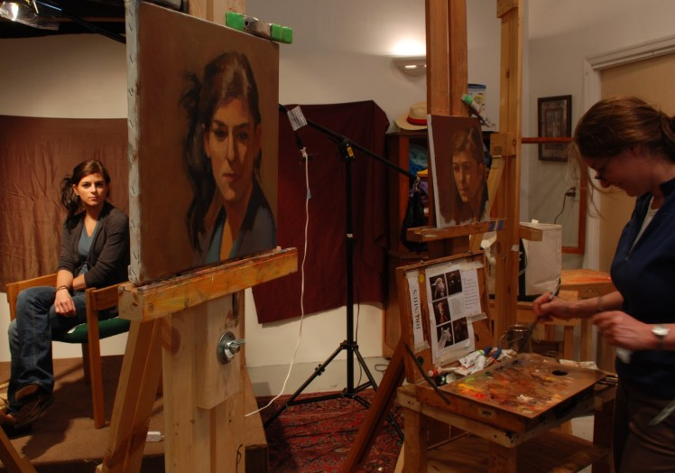 South Jersey Painting Class
